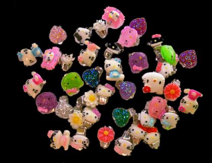 Presenttips  Vackra barnclips till sommarens fester! Välj och vraka bland  våra 200 clips och Stick-Ons! bca5f24cca039